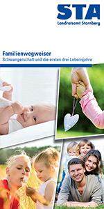 Broschüre Familienwegweiser