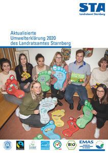 Umwelterklärung 2020 Titel