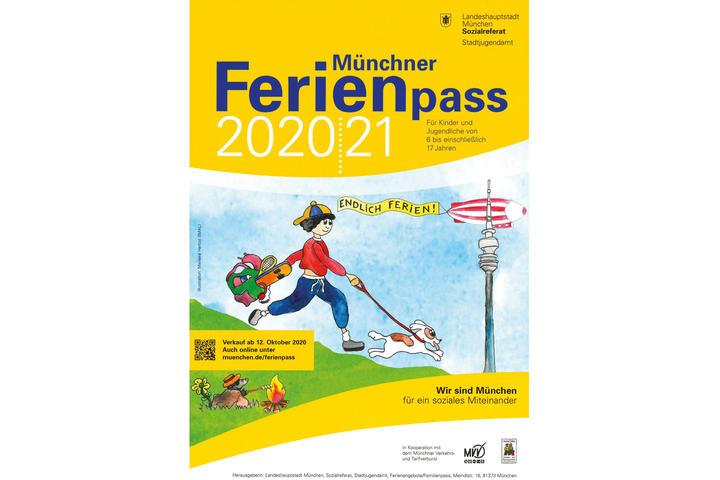 Verkauf des Münchner Ferienpasses 2020/2021