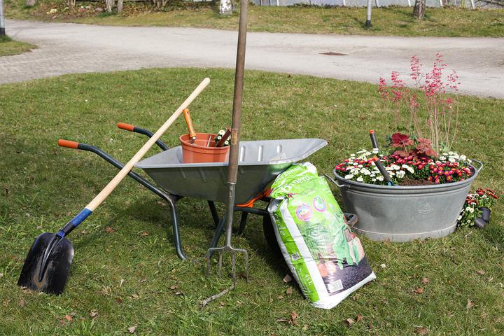 Gärtnern ohne Torf in der neuen Gartensaison
