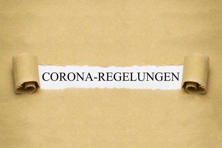 Corona Regelungen