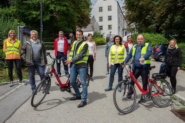01 Landkreis Starnberg erhält erneut die Auszeichnung »Fahrradfreundliche Kommune«