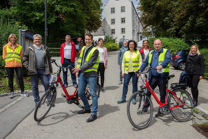 Landkreis Starnberg erhält erneut die Auszeichnung »Fahrradfreundliche Kommune«
