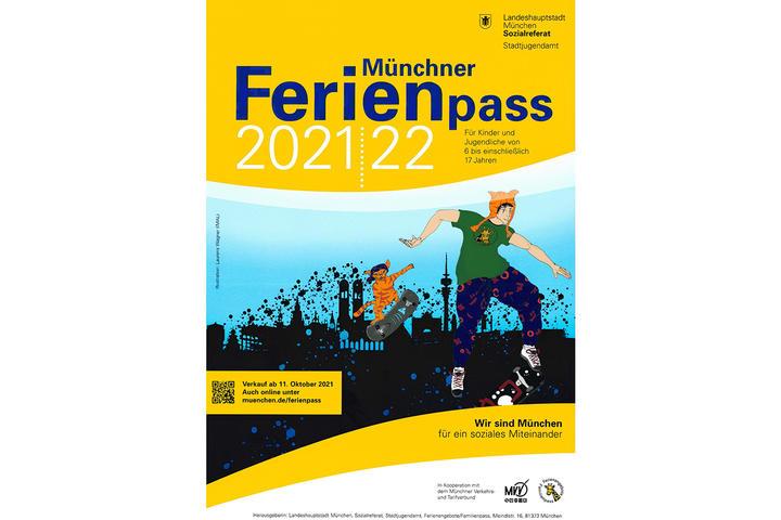 Verkauf des Münchner Ferienpasses 2021/2022