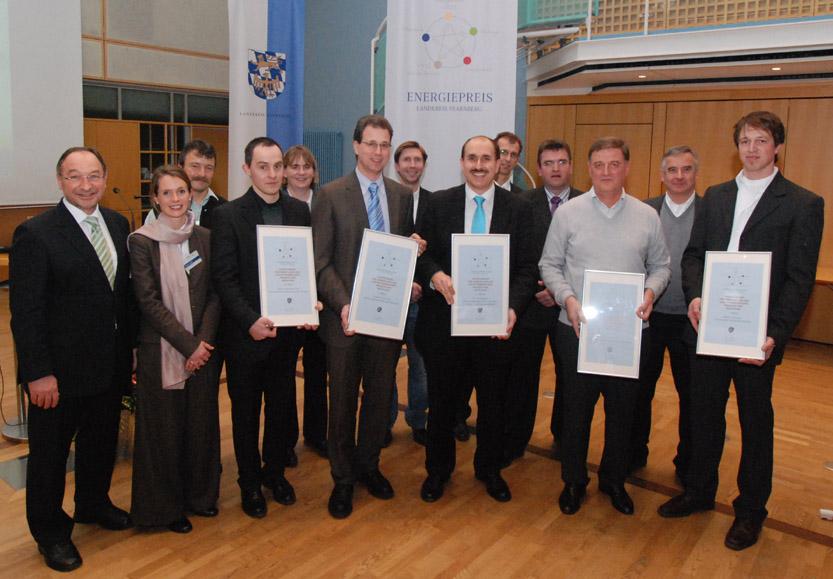 Energiepreis Preisträger 2009