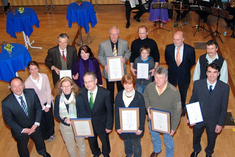 Energiepreis Preisträger 2010