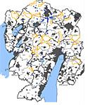 Windenergie Landkreiskarte
