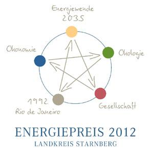Logo Energiepreis 2012
