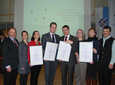 Energiepreisträger 2012
