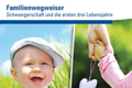 Neue Broschüre für Schwangerschaft und frühe Kindheit
