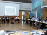 03 - Begrüßung der Kommission und Gäste durch Marlene Wüstner, Vorsitzende AGFK Bayern e.V.