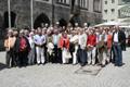 Ortshistoriker und Archivare des Landkreises besuchen Wasserburg am Inn