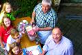 Landrat besucht Kinder im Jugendbergheim Dr. Max Irlinger in Unterammergau
