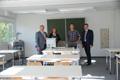 Die Fachoberschulklassen in Gilching können ihren Betrieb aufnehmen