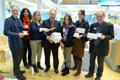 BürgerService leert Sparschwein für soziale Zwecke