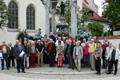 Ortshistoriker und Archivare aus dem Landkreis besuchen Kempten