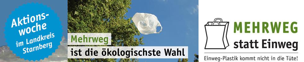 Plastik vermeiden Mehrweg ist die ökologische Wahl