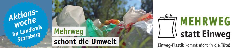 Plastik vermeiden Mehrweg schont die Umwelt
