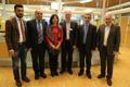 Armenische Delegation besucht Landratsamt