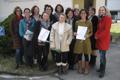 Tagesmütter freuen sich über erfolgreiche Qualifizierung