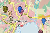 Externer Link: Geo-Anwendung Bildungsregion