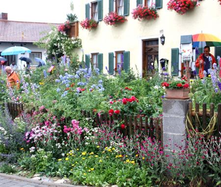 Tag der offenen Gartentür 2014 in Aschering