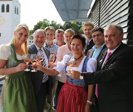 Vorstellung Programm Pfälzer Weinfest 2015