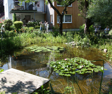 Tag der offenen Gartentuer 2015