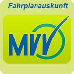 Externer Link: Fahrplanauskunft MVV Icon