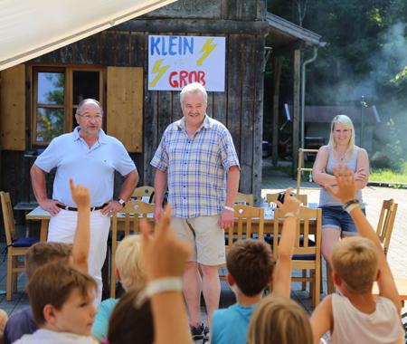Kinder- und Jugendfreizeit in Unterammergau: