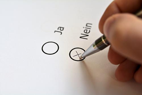 Wahl Kontentknotenpunkt