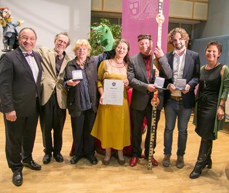 Kulturpreisverleihung 2015