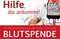 Öffentliche Blutspendeaktion im Landratsamt