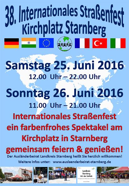 Internationales Straßenfest