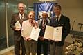 Ehrenzeichen für langjährig aktive »Ehrenamtler«