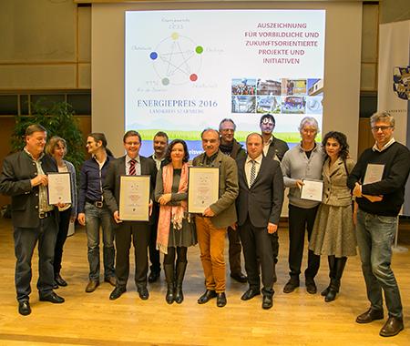 Energiepreis 2016 Preisträger