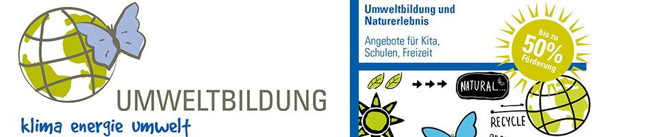 Umweltbildung Logo