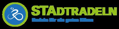 Logo STAdtradeln 2017 längs