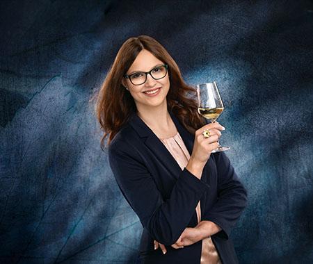 Weinprinzessin Katharina Weisbrodt