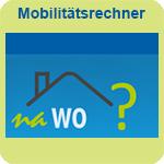 Mobilitätsrechner Icon