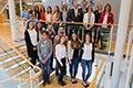 Neue Nachwuchskräfte im Landratsamt 2017