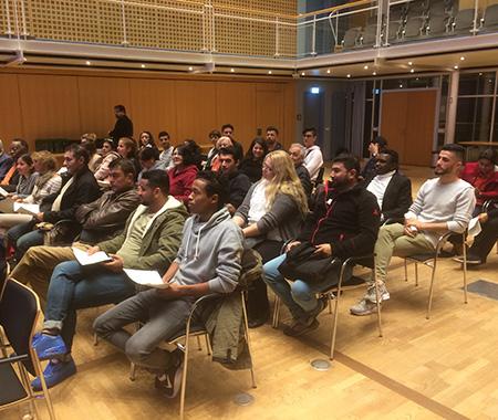 Informationsveranstaltung Sprach- und Kulturmittler