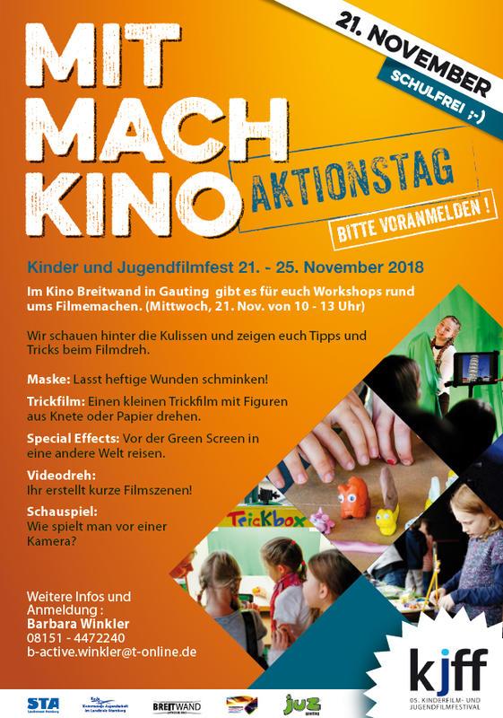Mitmachkino - Aktionstag 2018