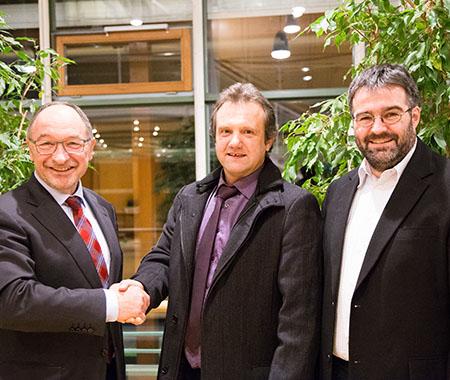 Peter Bauch zum Kreisbrandrat gewählt