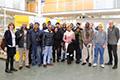 Delegation aus Südafrika informiert sich im Landratsamt