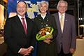 Verleihung Ehrenzeichen des Ministerpräsidenten für Angelika Simon und Adolf Storch