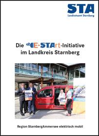 Broschüre E-STArt Titelbild