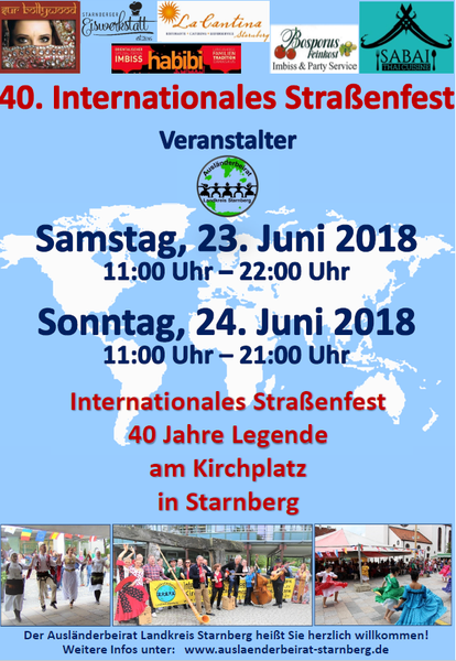 Internationales Straßenfest