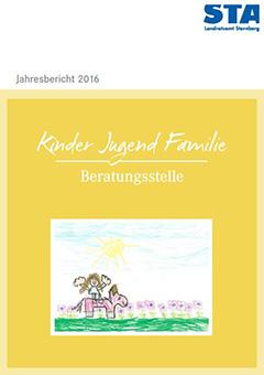 Jahresbericht Kinder Jugend Familie 2016