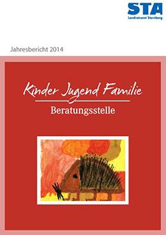 Jahresbericht Kinder Jugend Familie 2014